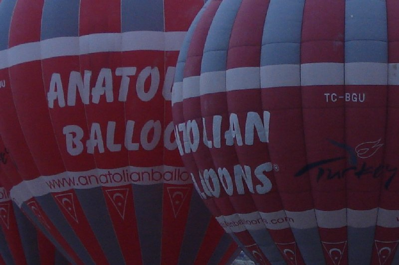 Photo Hot-air-balloon Flight in Cappadocia National