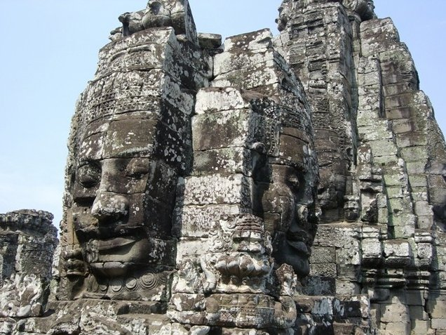 Angkor Cambodia Vacation Photo
