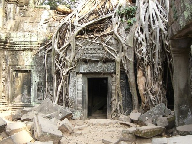 Angkor Cambodia Vacation Picture