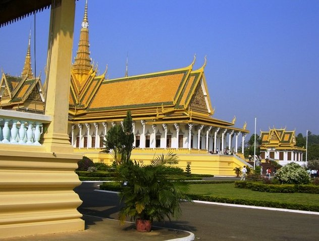 Photo Sightseeing in Phnom Penh capital