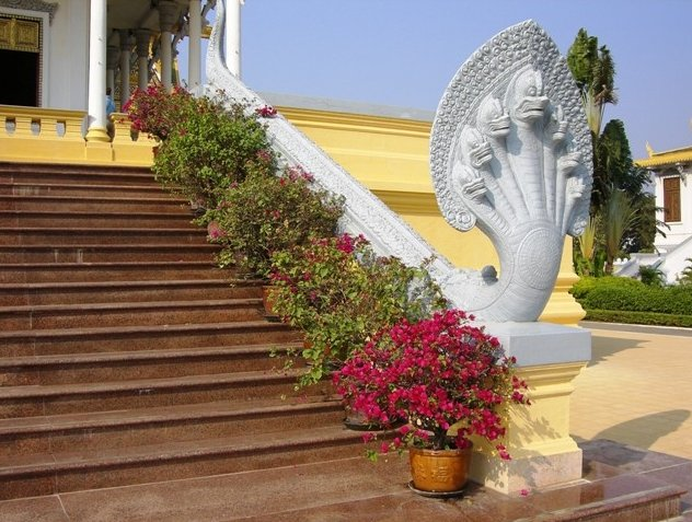 Sightseeing in Phnom Penh Cambodia Trip Vacation