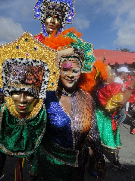 Photo Curacao 2011 Carnival Holidays Curacao