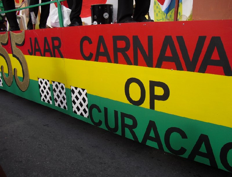 Photo Curacao 2011 Carnival Holidays Antilles