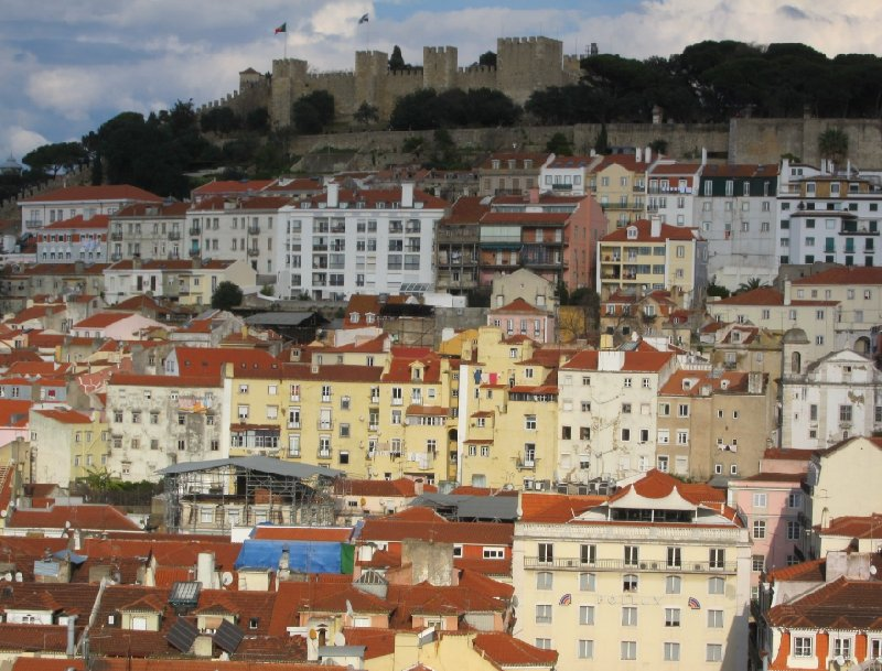Weekend in Lissabon Lisbon Portugal Vacation Diary