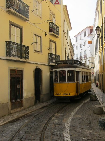 Lisbon Portugal Diary Photos