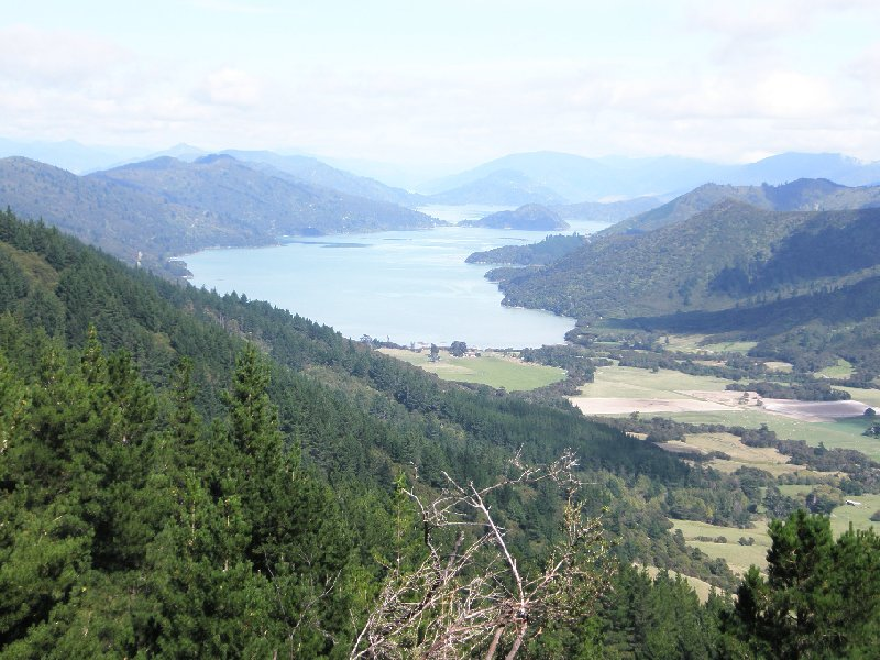 Queen Charlotte Track New Zealand Totaranui Adventure