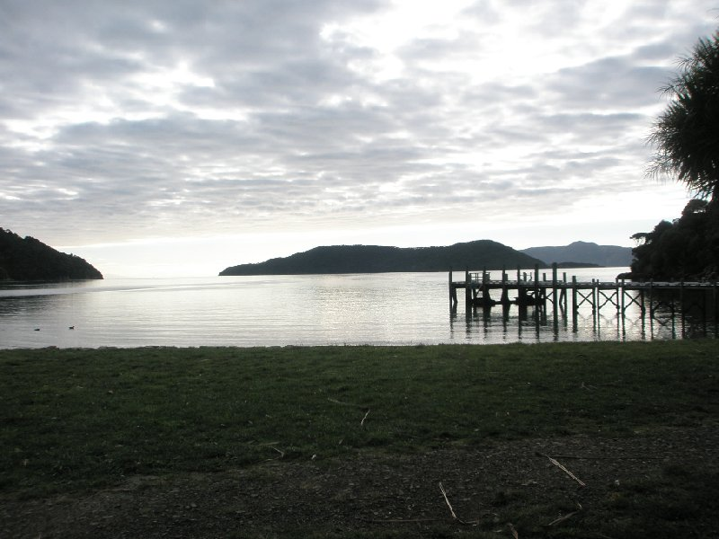 Photo Queen Charlotte Track New Zealand Island