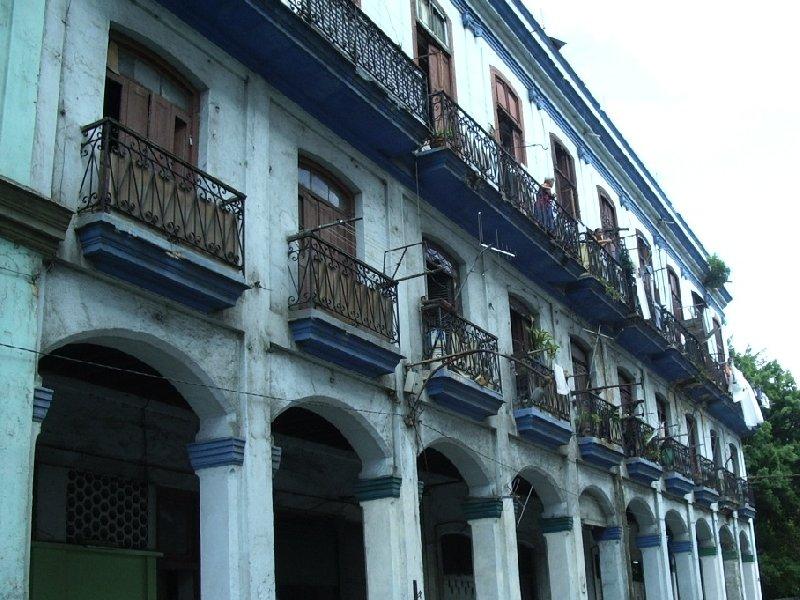 Hotel Ambos Mundos Havana Cuba Holiday