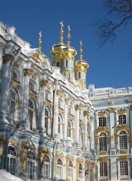 Photo Saint Petersburg Guided Tours February