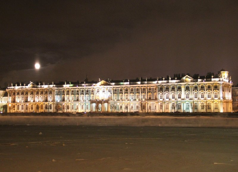 2 Day Stay in St Petersburg Russia Travel Picture