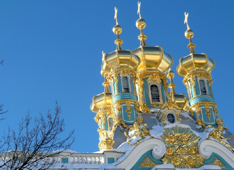 Photo Saint Petersburg Guided Tours wonders