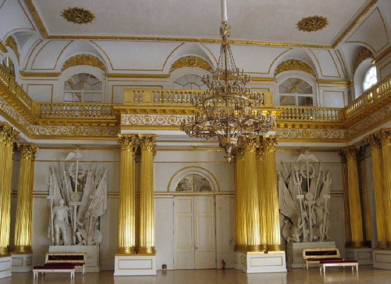 Photo Saint Petersburg Guided Tours around