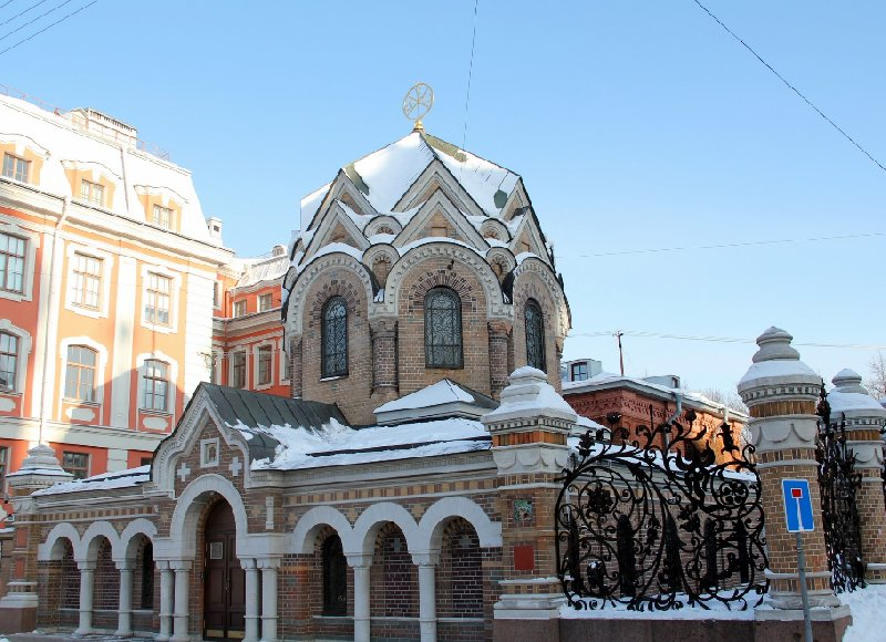 Photo Saint Petersburg Guided Tours history