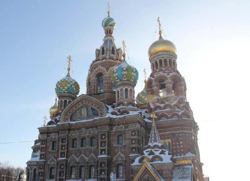 2 Day Stay in St Petersburg Russia Trip Picture