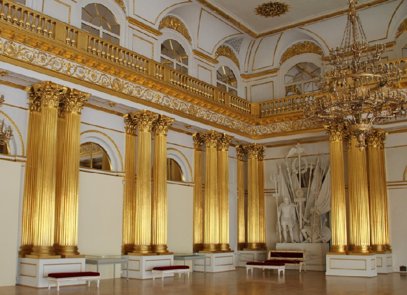 2 Day Stay in St Petersburg Russia Picture