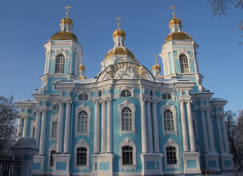 2 Day Stay in St Petersburg Russia Blog