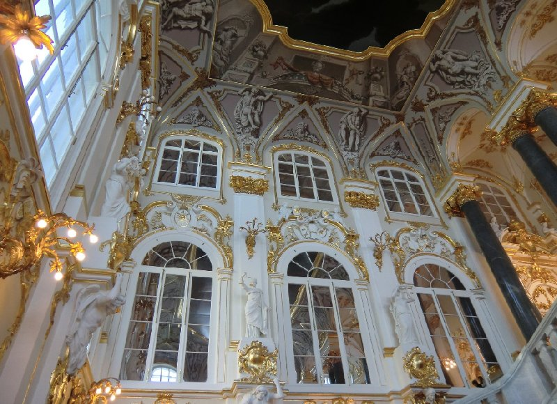 2 Day Stay in St Petersburg Russia Review Photo
