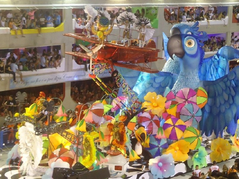 Rio de Janeiro - Wonderful City Brazil Review Photograph