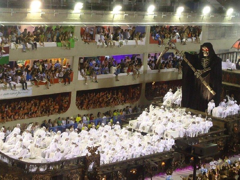 Photo Rio de Janeiro Carnival Holiday months