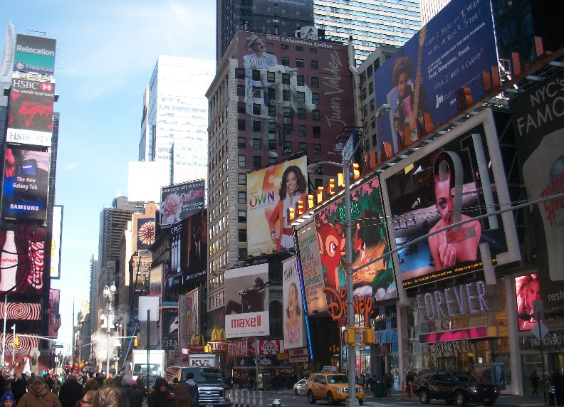 Autumn Stay in New York United States Holiday Experience