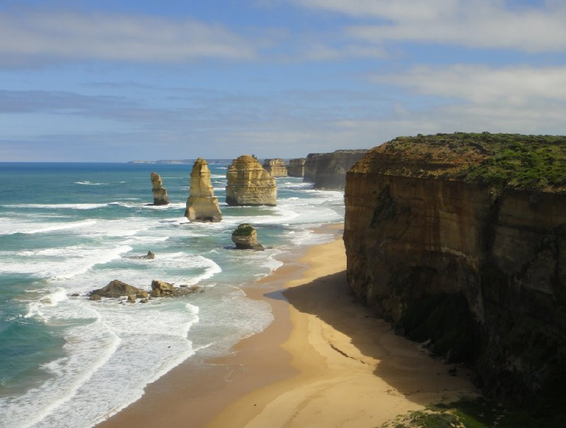 Great Ocean Road Tour from Melbourne Australia Vacation Photo