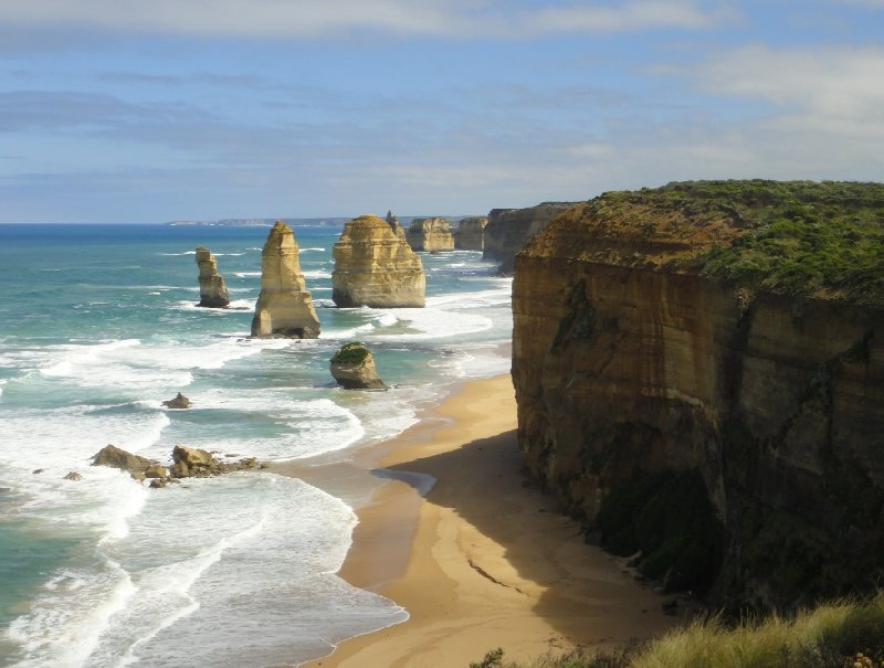Great Ocean Road Tour from Melbourne Australia Diary Information