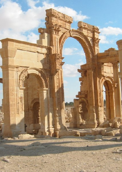 Photo Guided Tour of Ancient Palmyra