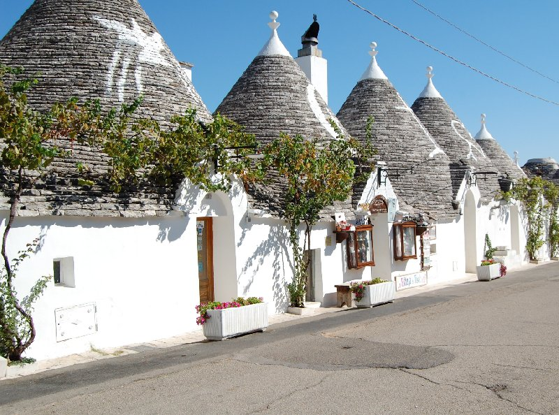 Holiday in an Alberobello Trullo Italy Blog Picture