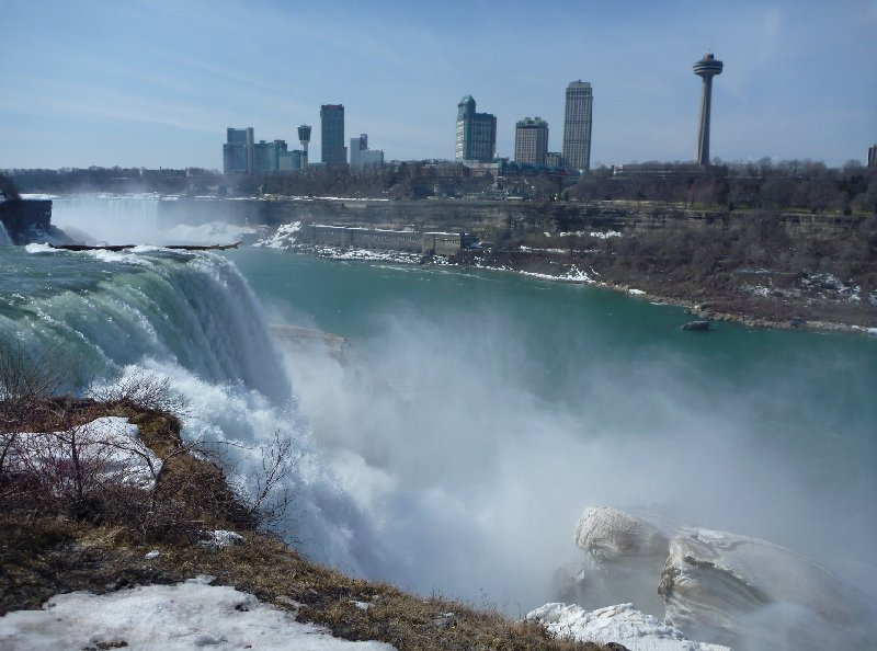 Niagara Falls, New York United States Travel Album
