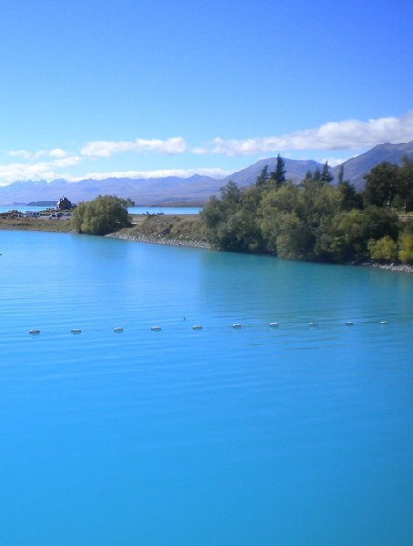 Mount Cook,  New Zealand Lake Tekapo Review Sharing