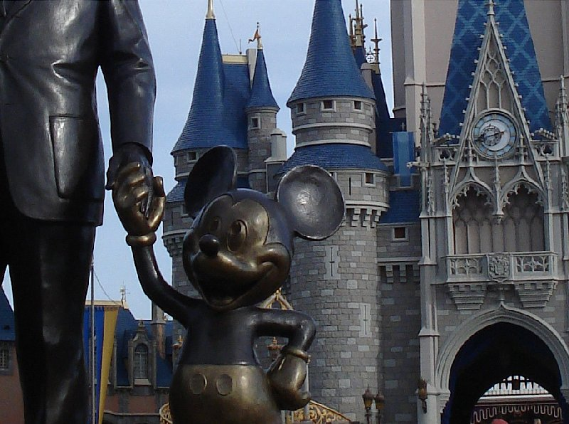 Walt Disney World Vacation in Florida Orlando United States Trip Review