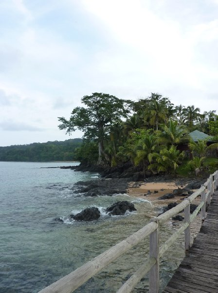 Bom Bom Island Sao Tome and Principe Blog Photo