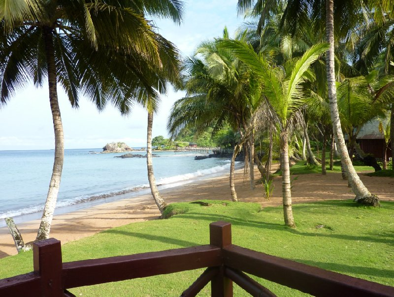 Bom Bom Island Sao Tome and Principe Vacation Experience
