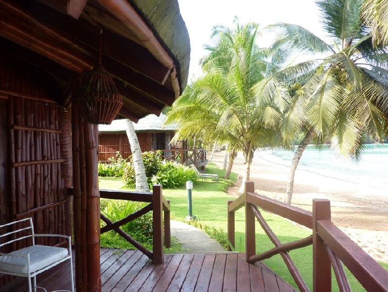 Sao Tome and Principe Resort Holiday Bom Bom Island Review Photo