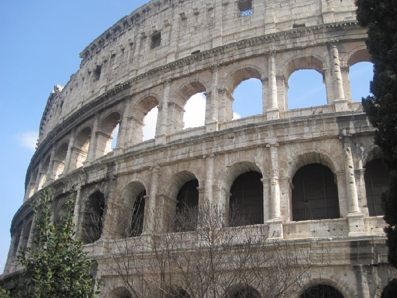 Rome Italy Holiday Review