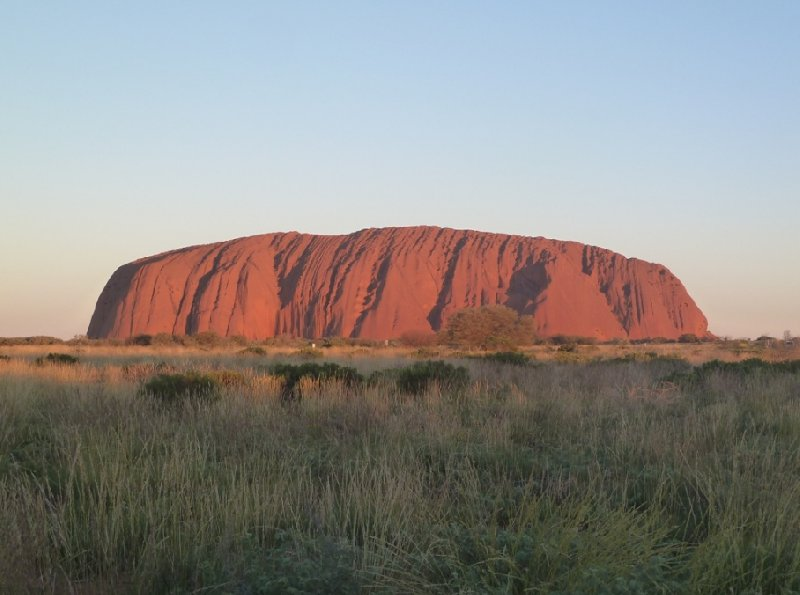 Alice Springs Australia Blog Sharing