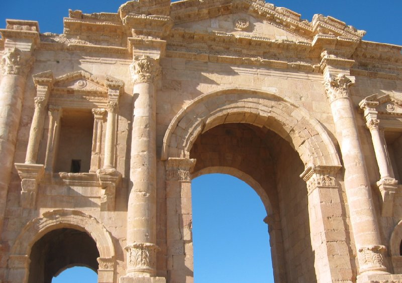 Photo Trip from Damascus to Jerash