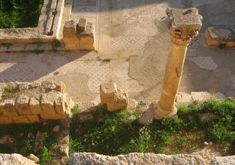Trip from Damascus to Jerash Jordan Vacation Tips