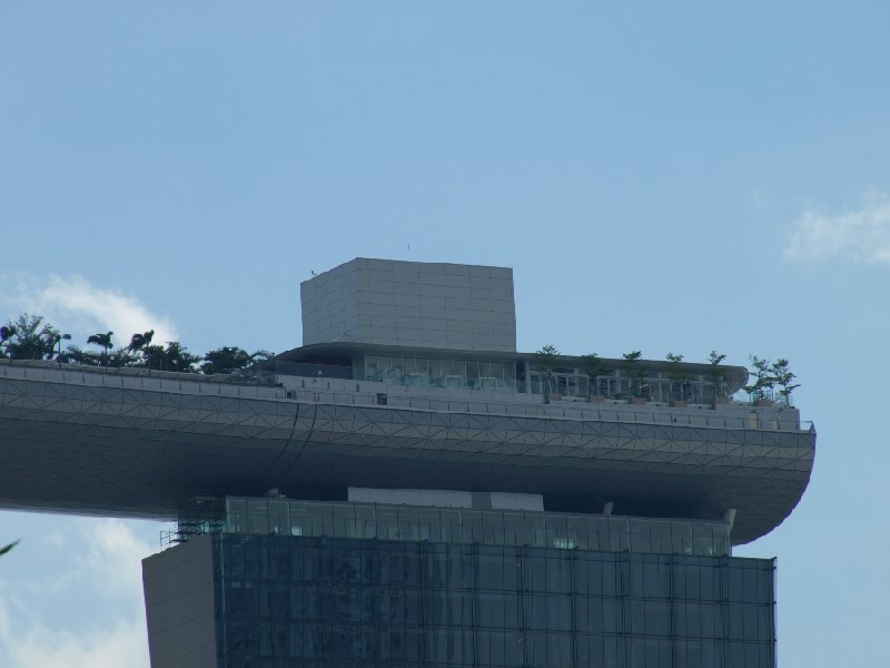 Marina Bay Sands Hotel Singapore Diary Sharing