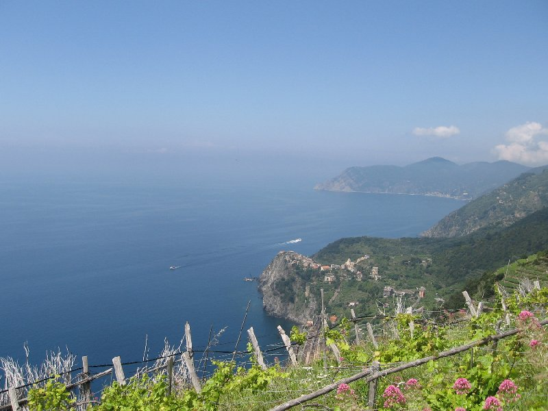Cinque Terre Italy Vacation Pictures