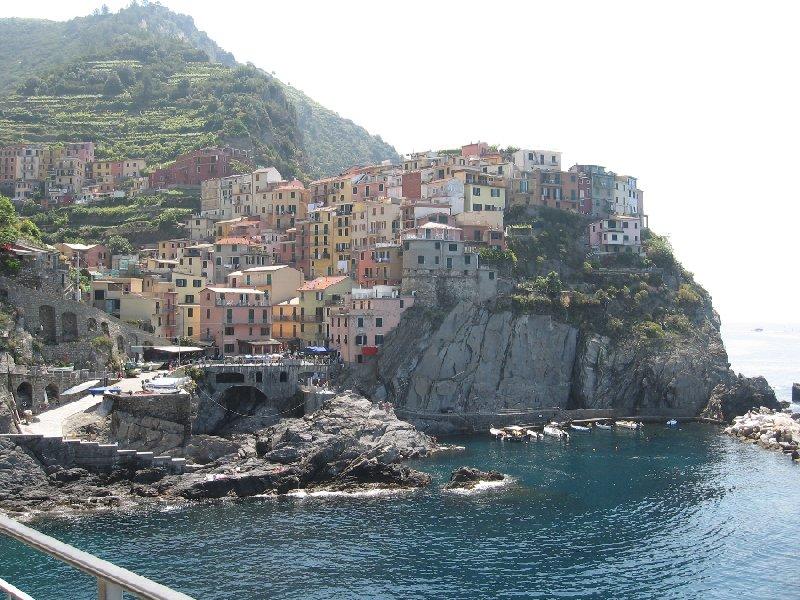 Cinque Terre Italy Holiday Sharing