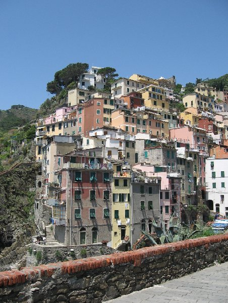 Cinque Terre Italy Trip Pictures