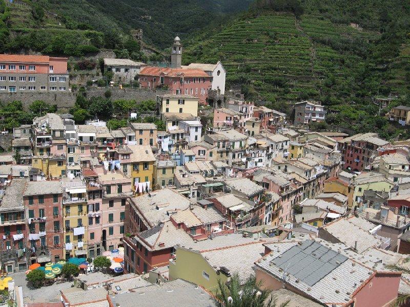 Cinque Terre Italy Album Sharing