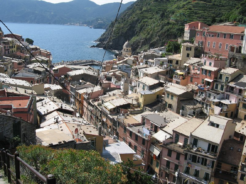 Cinque Terre Italy Blog Review