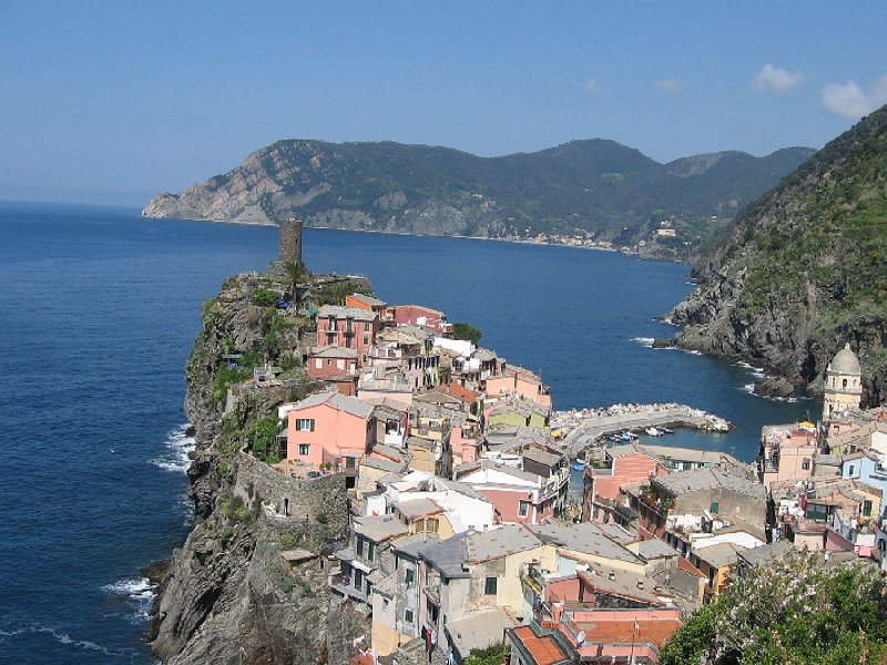 Cinque Terre Italy Travel Photos