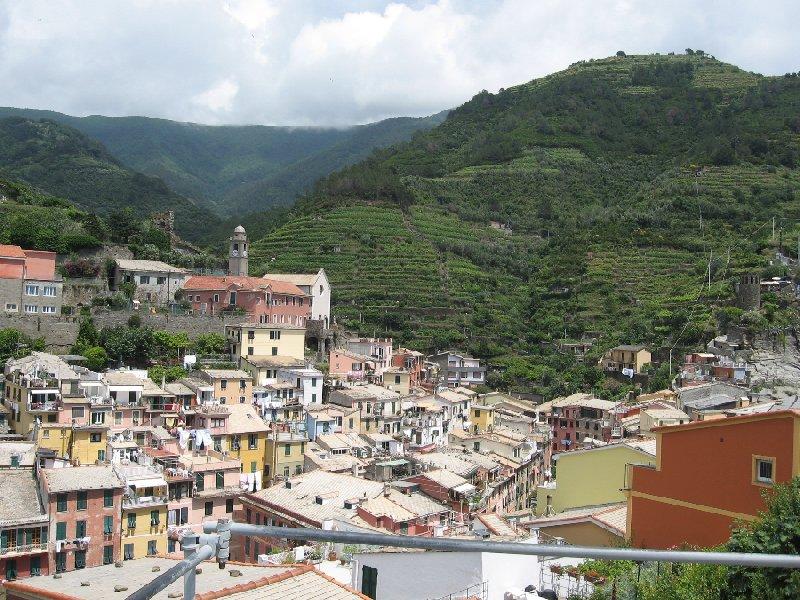 Cinque Terre Italy Vacation Guide