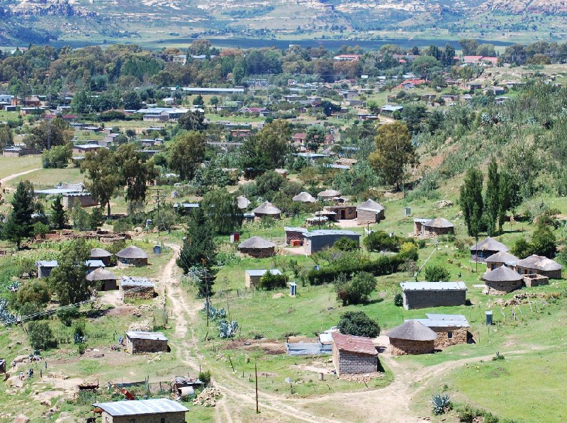 Volunteer Project in Lesotho Nazareth Trip Photographs