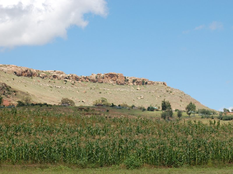 Photo Volunteer Project in Lesotho