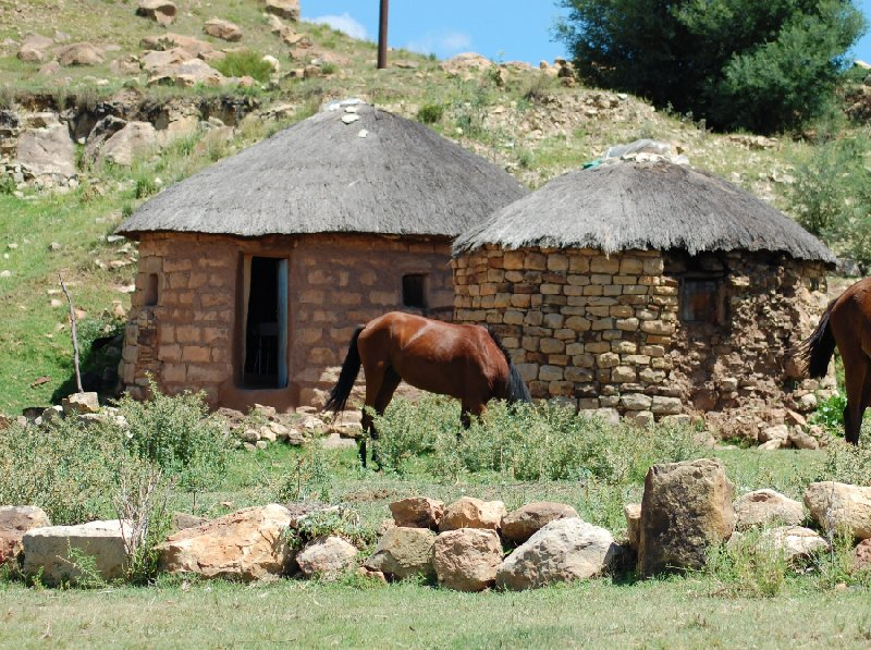 Volunteer Project in Lesotho Nazareth Blog Picture
