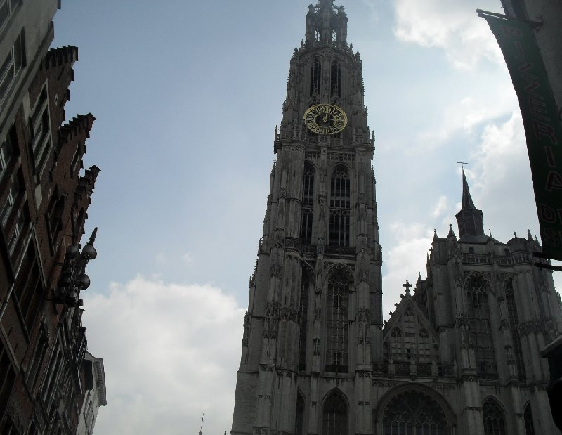 Weekend in Antwerp Belgium Trip Adventure